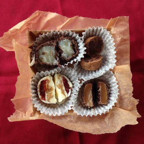 truffles etc.