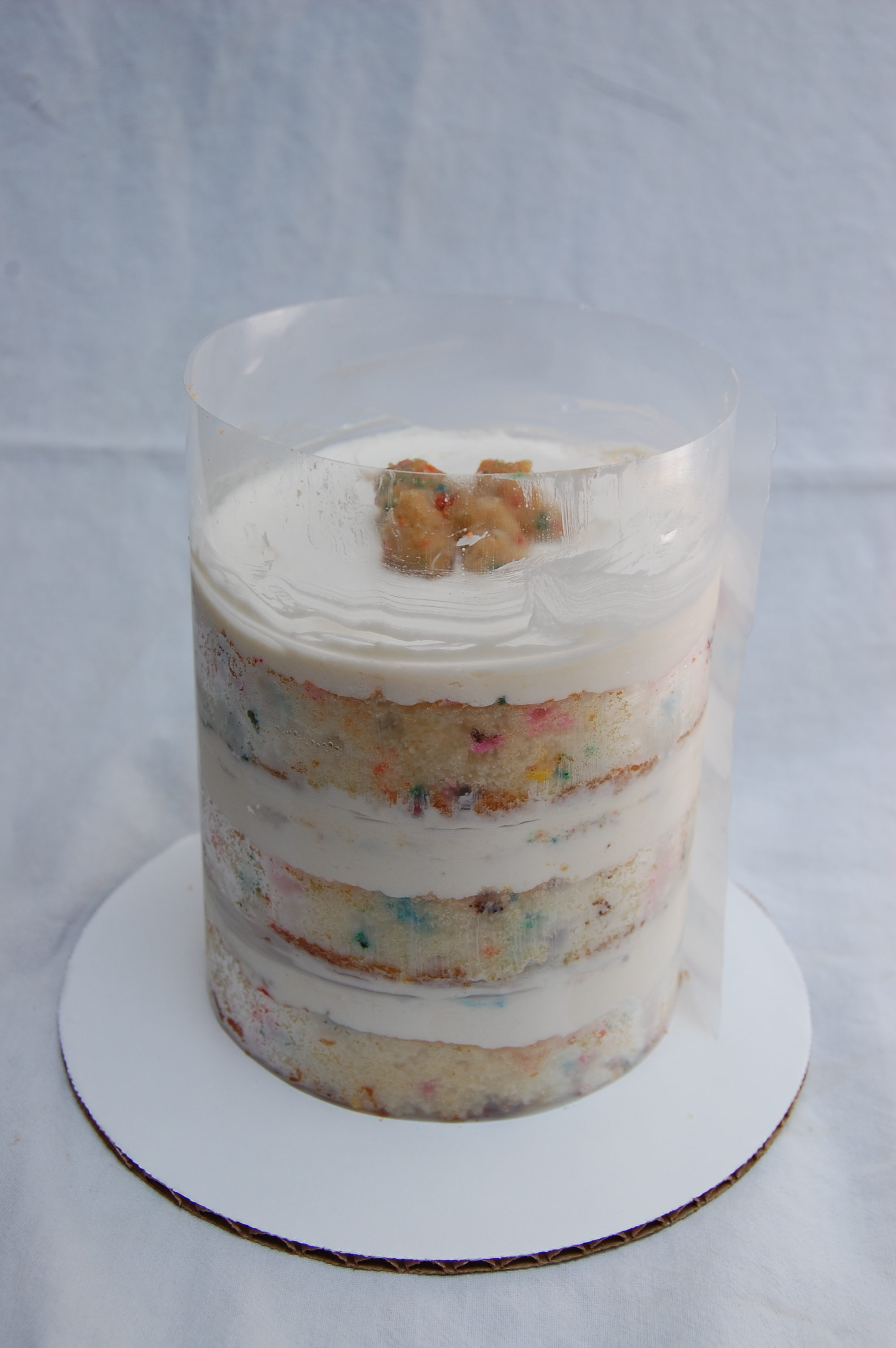 Tomato Can Birthday Cakes