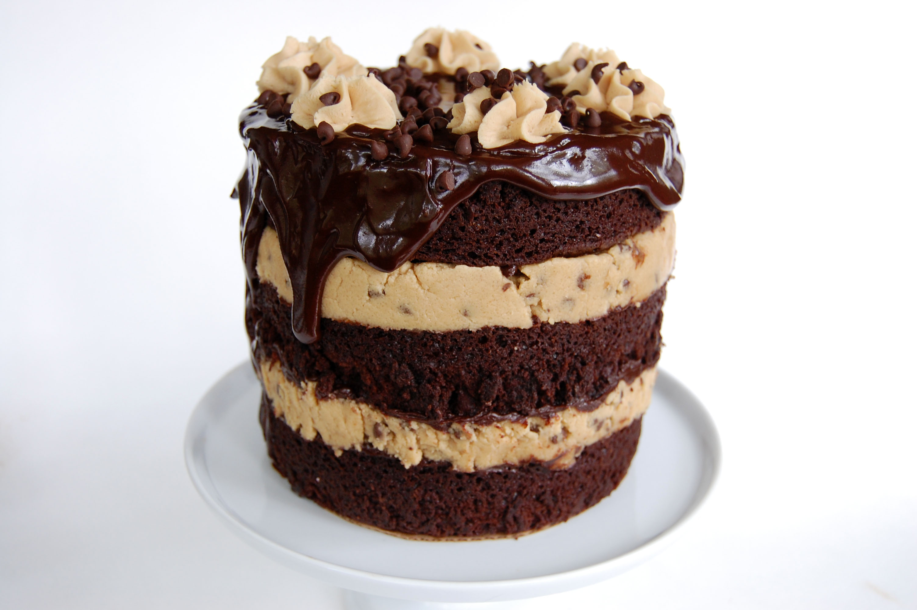 Chocolate Chip Cookie Dough Cake Mix Recipe