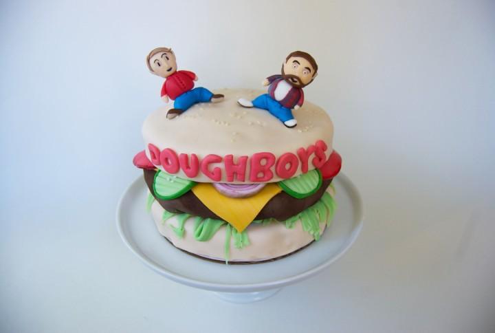 doughboys cake