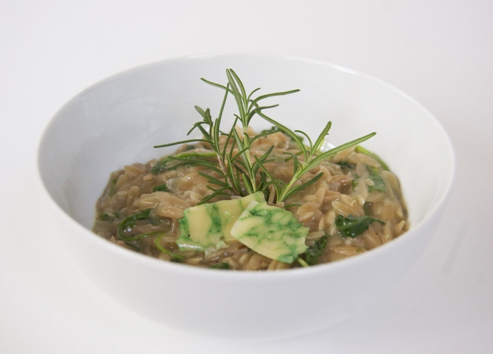 sage derby orzotto