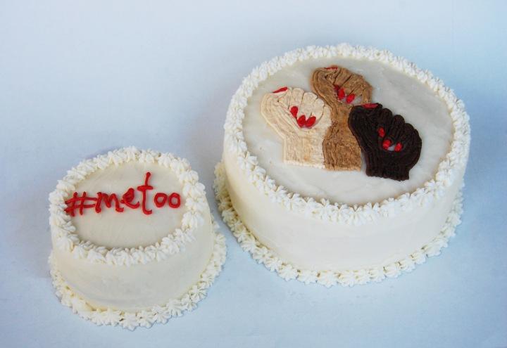 #metoo cake
