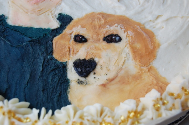 dog cakes & the cake conceptualization process